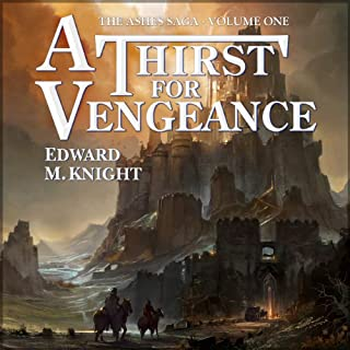 A Thirst for Vengeance audiobook cover art
