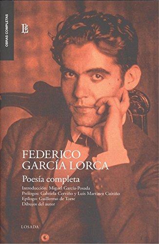 Poesía completa (Federico García Lorca)