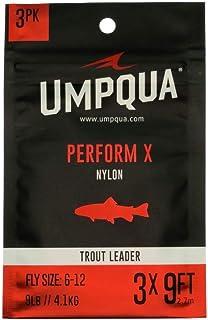 Umpqua Perform X Trout Leader 3 Pack