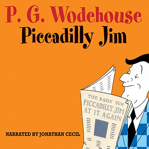 Piccadilly Jim Audiobook By P. G. Wodehouse cover art