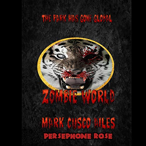 Zombie World  audiobook cover art