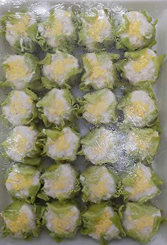 わさび 焼売 ( 錦糸 ) 24個(個約30g)×12P 冷凍 加熱用 しゅうまい 業務用