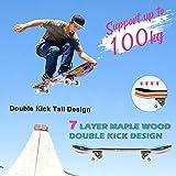 Zoom IMG-2 colmanda skateboard completo per principianti