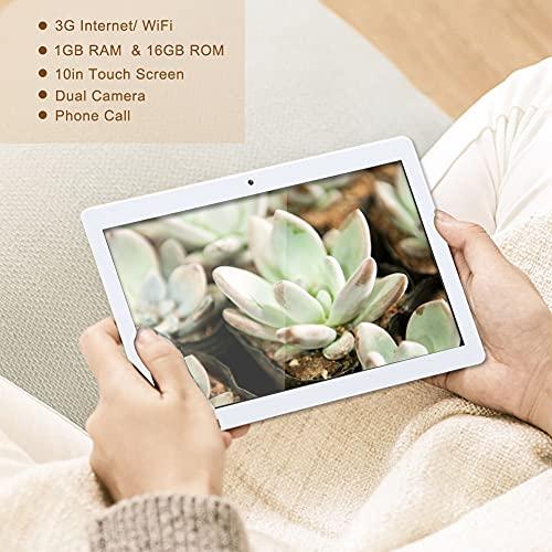 Wosune Tablet PC de 10 Pulgadas(Rose Gold, European regulations)
