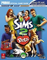 Sims 2 Pets - UK Version: The Official Strategy Guide de G. Kramer
