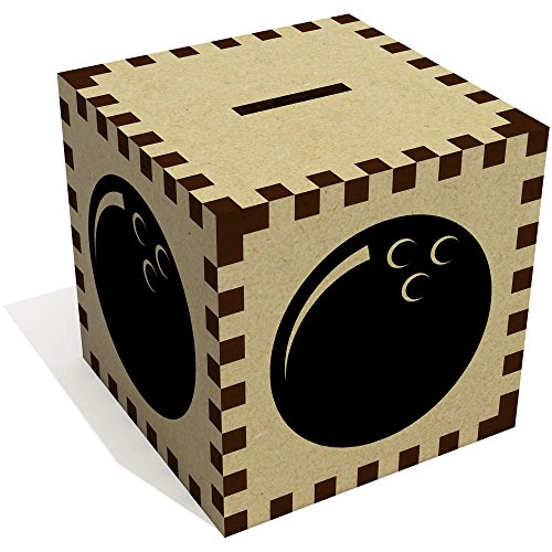 Azeeda 'Bowlingkugel' Sparbüchse / Spardose (MB00007742)