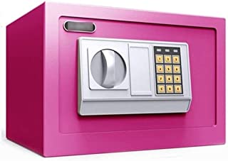 Cabinet Safes, Safes, Deepening Can Put A4 Paper Safe Home Office Small Safes Into The Wall All Steel Mini Mechanical Lock...