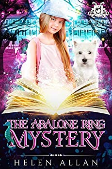 [Helen Allan]のCassie's Coven 4: The Abalone Ring Mystery (English Edition)
