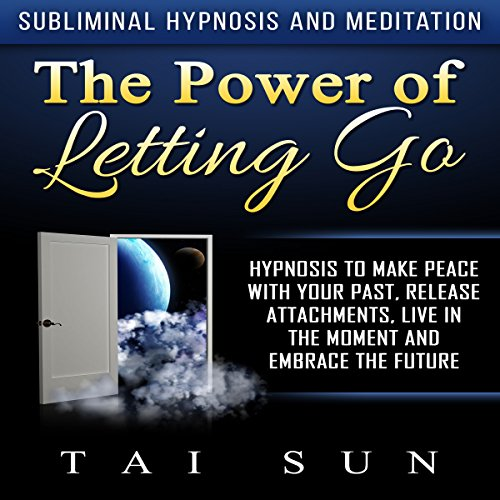 The Power of Letting Go audiobook cover art
