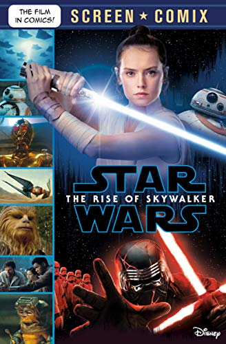 The Rise of Skywalker (Star Wars) (Screen Comix)