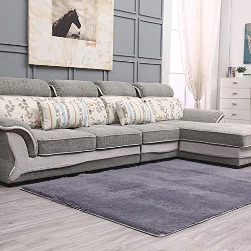 Teppiche Matten Moderne seidenteppich wohnzimmer rechteckigen couchtisch sofa nachttischdecke matte für Schlafzimmer Wohnzimmer Kinderzimmer Dekor (80 * 120 CM, 80 * 160 CM, 80 * 200 CM) Carpets Rugs