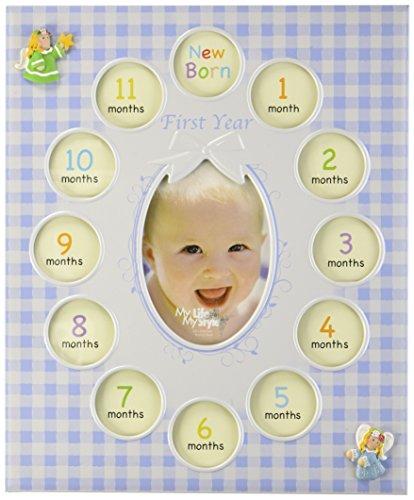 FASHIONCRAFT bébé garçon première année Cadres de Collage