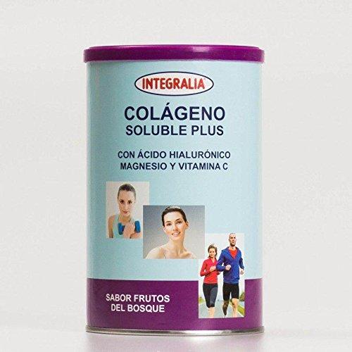 Colágeno Soluble Plus Frutos Del Bosque 360 gr de Integralia
