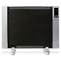 klarstein w rmewellen heizger t 1500 watt. Black Bedroom Furniture Sets. Home Design Ideas