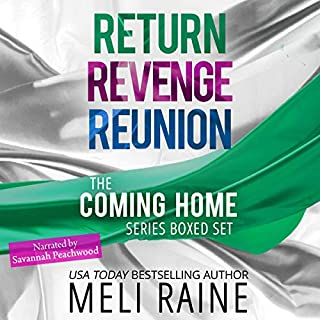 The Coming Home Series Boxed Set cover art