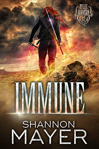 Immune (A Rylee Adamson Novel, Book 2)