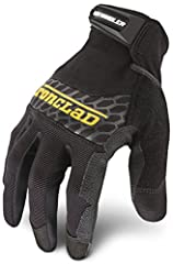 PACKAGE HANDLING GRIP - Silicon fused palm for ultimate grip and control HAND SAFETY - Neoprene knuckle feature provides impact and abrasion protection across the knuckles SECURE FIT - Adjustable Hook and Loop Closure provides a secure custom fit for...