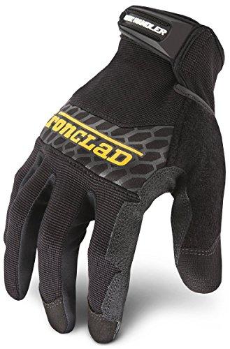 Ironclad Box Handler Work Gloves BHG, Extreme Grip, Performance Fit, Durable, Machine Washable, (1 Pair), Medium - BHG-03-M