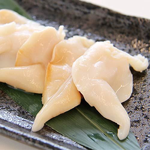 ジャパンフード)石垣貝開きL(生食用) 200g(20枚入)
