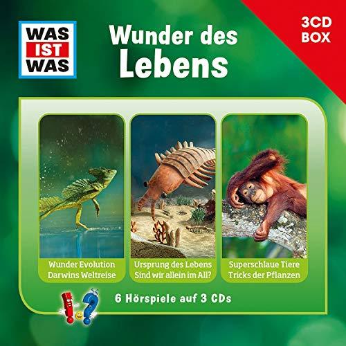 Was Ist Was 3-CD Hörspielbox Vol.10 - Wunder des Lebens