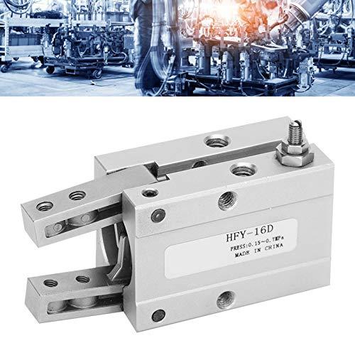 Pinza neumática neumática, pinza neumática de alta resistencia con Propiedades mecánicas de fábrica para la industria