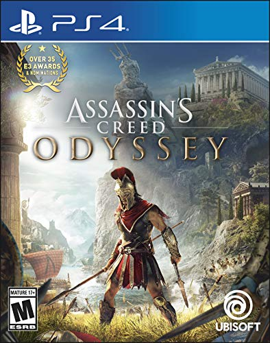 Assassin's Creed Odyssey PlayStation 4 Édition Standard - 0