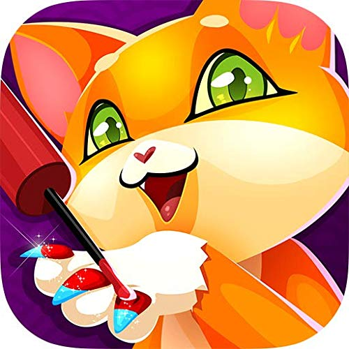 Animal Nail Salon - Games For Girls