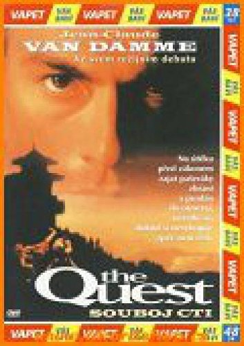 The Quest - Souboj cti (The Quest) [paper sleeve] (Versione ceca)