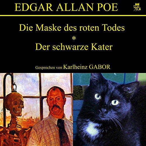 Die Maske des roten Todes / Der schwarze Kater Titelbild