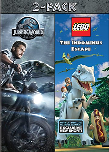 Jurassic World / Lego: Jurassic World (2 Dvd) [Edizione: Stati Uniti]