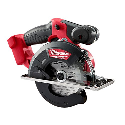M18 FUEL 18-Volt Brushless Lithium-Ion 5-3/8 in. Cordless Metal Saw (Tool-Only)