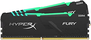 HyperX Fury 16GB 3466MHz DDR4 CL16 DIMM (Kit of 2) 1Rx8  RGB
