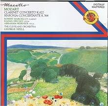 Best robert marcellus mozart clarinet concerto Reviews