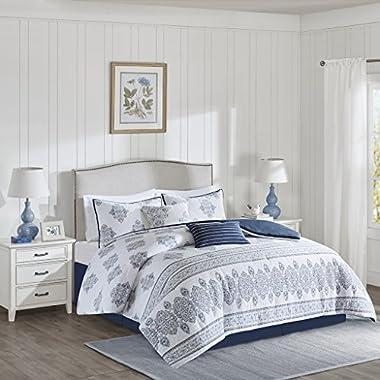 Sanibel 6 Piece Comforter Set Multi Full