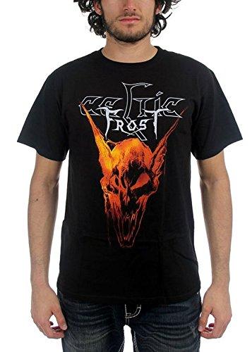 Celtic Frost Men's Into The Pandemonium T-Shirt (Small) Black