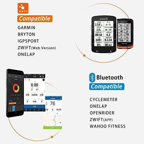 Magene S3+ Cycling Speed and Cadence Sensor