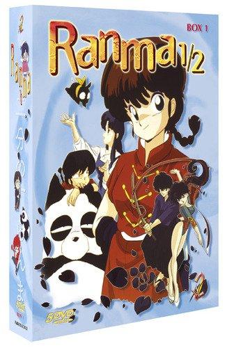 Ranma 1/2 Thinpak 1 [5 DVDs]