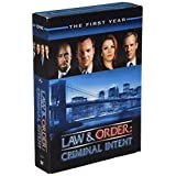 Law & Order: Criminal Intent - the First Year [DVD] [Import]