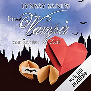Ein Vampir zur rechten Zeit Titelbild
