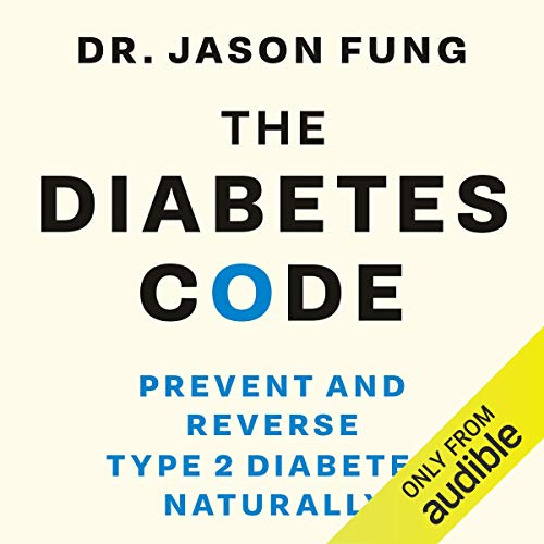 The Diabetes Code cover art