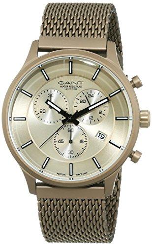 GANT Time Hombre Reloj de Pulsera analógico Cuarzo Acero Inoxidable gt002002