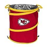 Logo Brands NFL Kansas City Chiefs 3-in-1 Cooler