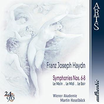Haydn: Symphonies Nos. 6-8, Le Matin - Le Midi - Le Soir