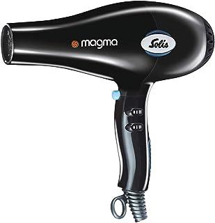 Solis Hair-Dryer Magma, 956.73,Black, Type 251