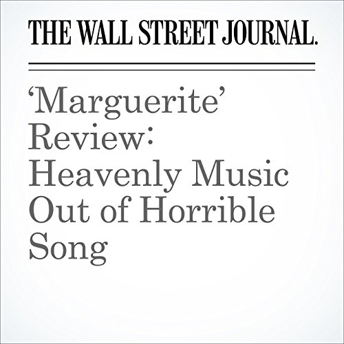 'Marguerite' Review: Heavenly Music Out of Horrible Song cover art