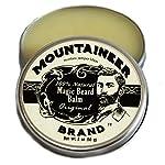Magic Beard Balm by Mountaineer Brand: All Natural Beard Conditioning Balm (Original) 3