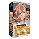 L'Oreal Paris Superior Preference Fade-Defying + Shine Permanent Hair Color, 8RB Medium Rose Blonde, Pack of 1, Hair Dye