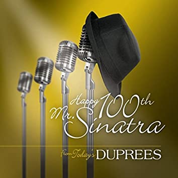 Happy 100th Mr. Sinatra