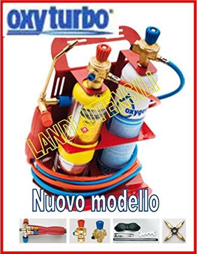 CANNELLO SALDATURA TURBO SET 110 PER SALDATURA FERRO CON BARRETTE CASTOLIN TURBOSET 110