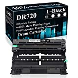 1 Pack DR720 Black Drum Unit Replacement for Brother hl-5440D 5450DN 6180DW DCP-8110DN 8150DN 8155DN 8510DN MFC-8710DW 8810DW 8910DW 8950DWT Printer,Sold by TopInk